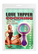 Love Tapper Cockring Purple
